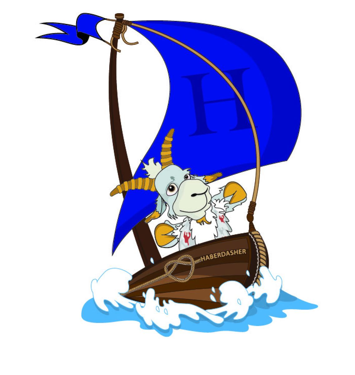 Haberdashers sailing